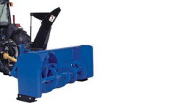 Front Loaders & Attachments - Rear Snow Blowers