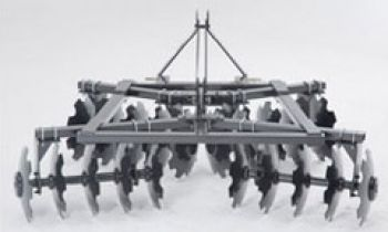 Front Loaders & Attachments - Disc Harrows