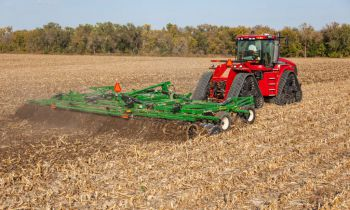 Seedbed Preparation - Conventional Tillage
