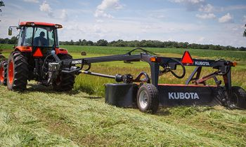 Kubota DM Series Disc Mowers » Kunau Implement, Iowa