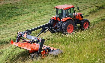 Hay Tools - DMC Series Disc Mower Conditioners