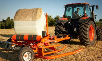 Hay Tools - WR Series Bale Wrappers