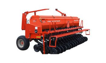 Planting and Seeding - Mechanical Grain Drills