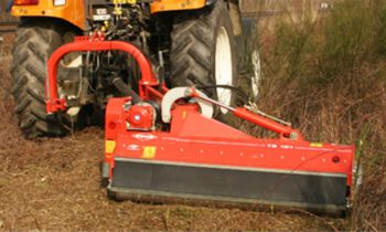 Landscape Tools - Offset Mowers