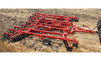 Tandem Disc Harrow: Primary Tillage TDH 8300-34