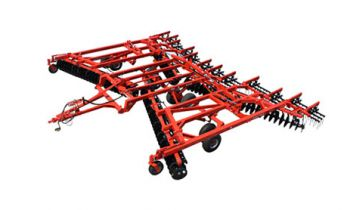 Tandem Disc Harrow: Primary Tillage TDH 8310-34