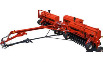 Mechanical Grain Drills - Trailed Grain Drills Minimum Till