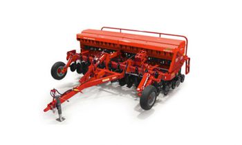 Mechanical Grain Drills - Trailed Grain Drills No Till Meca