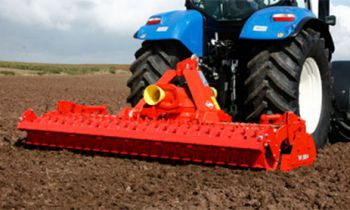 Secondary Tillage - Power Harrows