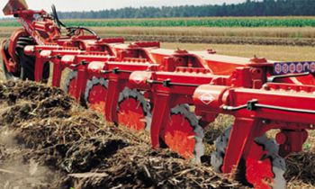 Plows - Semi-Mounted Conventional Plows