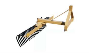 Front Loaders & Attachments - Landscape Rakes