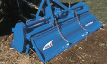 Front Loaders & Attachments - Rotary Tillers