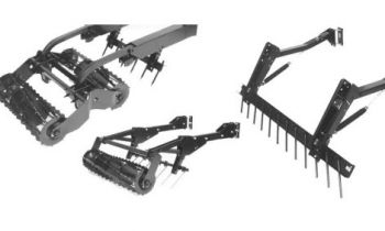 Seedbed Tillage - Leveling Attachments