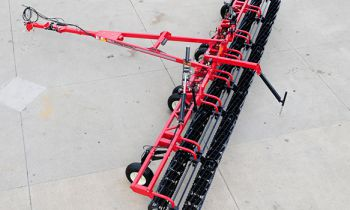 Rolling Harrow® Double Basket 1645