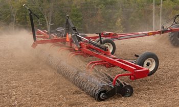 Rolling Harrow® Double Basket 1645D