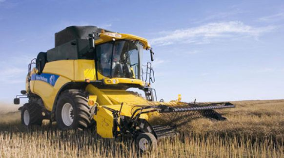 New Holland CX8090 Elevation