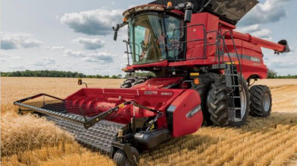 Case IH 3016 15-foot Small Grain