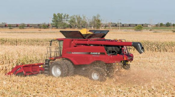 Case IH 4206 Corn Head