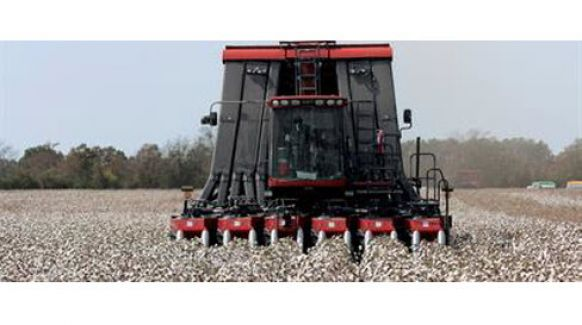 Case IH Cotton Picker Yield Monitoring