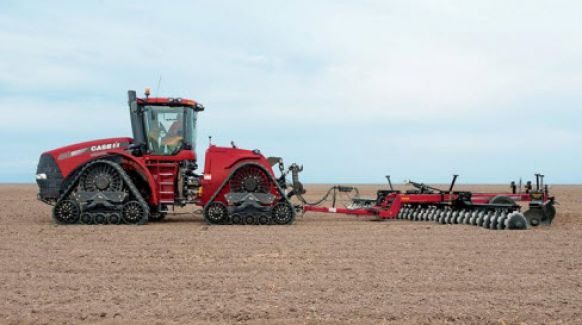 Case IH Heavy-Offset 790 All-purpose, Folding