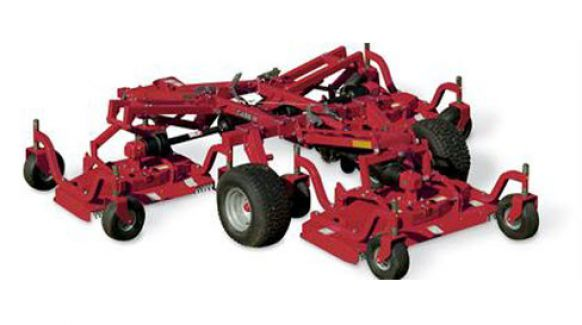 Case IH Pull-Type Finishing Mowers