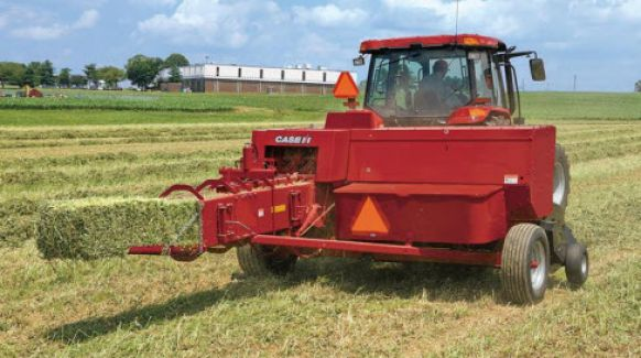 Case IH SB541 Small Square Baler