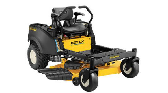 Cub Cadet RZT® LX 46 with Fabricated Deck