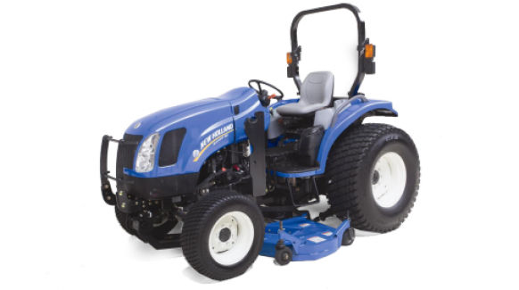 New Holland Boomer Deluxe CVT 46D