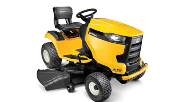 "Cub Cadet XT2 SLX50"" with Fabricated Deck"