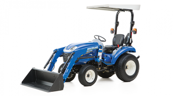 New Holland 260TLA