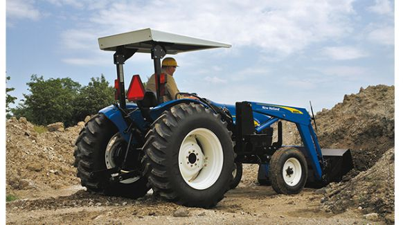 New Holland 616TL