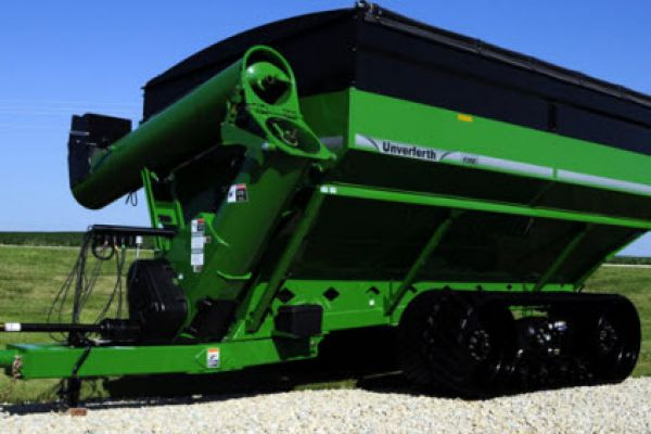 Unverferth | 20 Series Dual-Auger Grain Carts | Model 1310 for sale at Kunau Implement, Iowa