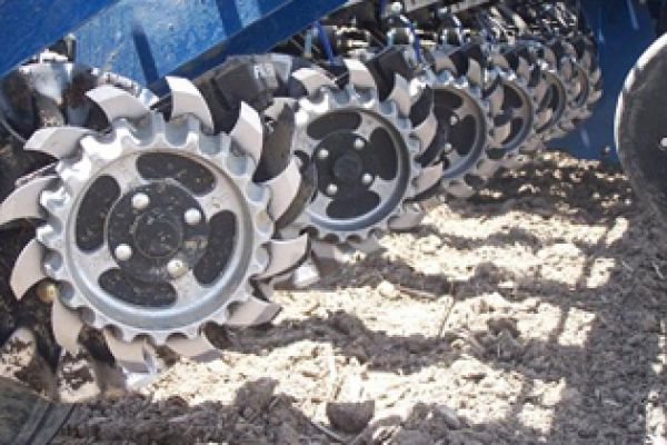 Yetter | Planter Unit Mounted | Model 2940-010 (Kinze) for sale at Kunau Implement, Iowa