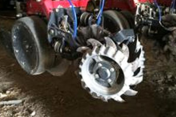 Yetter | Planter Unit Mounted | Model 2940-010 (White) for sale at Kunau Implement, Iowa