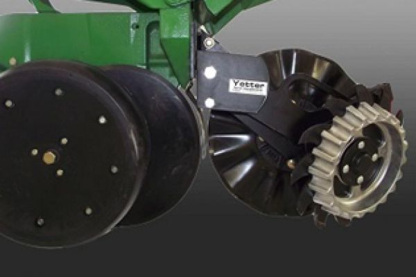 Yetter | Planter Unit Mounted | Model 2967-008 for sale at Kunau Implement, Iowa
