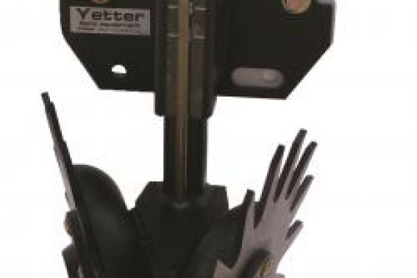Yetter | Planter Unit Mounted | Model 2967-054 (White) for sale at Kunau Implement, Iowa