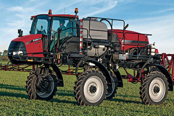 Case IH | Patriot® Series Sprayers | Model Patriot 3230 (Prior Model) for sale at Kunau Implement, Iowa