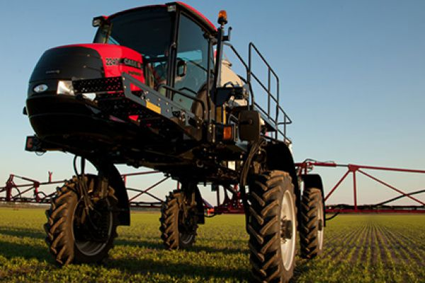 Case IH | Patriot® Series Sprayers | Model Patriot 3330 (Prior Model) for sale at Kunau Implement, Iowa