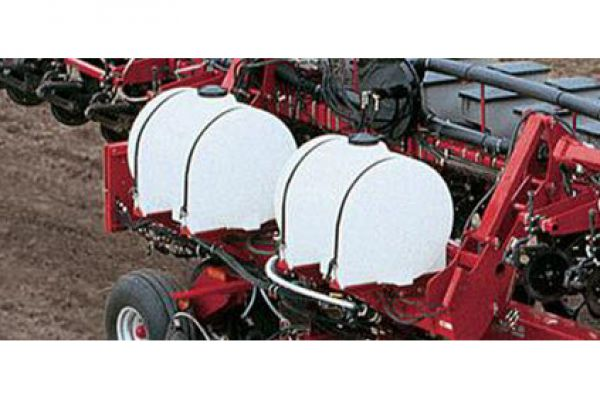 Case IH | Liquid Fertilizer Attachments | Model (2) 200 or 230 Gallon Liquid Fertilizer Tanks for sale at Kunau Implement, Iowa