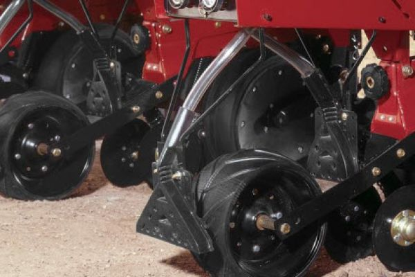 Case IH Front and Rear Spreader for sale at Kunau Implement, Iowa