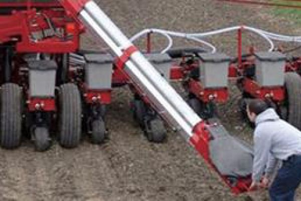 Case IH | Dry Fertilizer Attachments | Model Bulk Fill Conveyor System for sale at Kunau Implement, Iowa