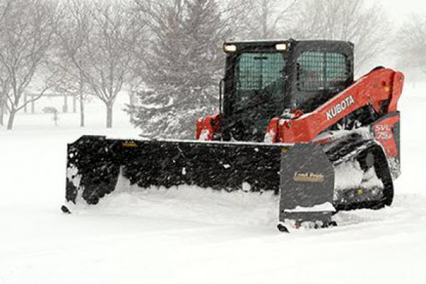 Land Pride | SSP25 Snow Pushers | Model SSP2596 for sale at Kunau Implement, Iowa