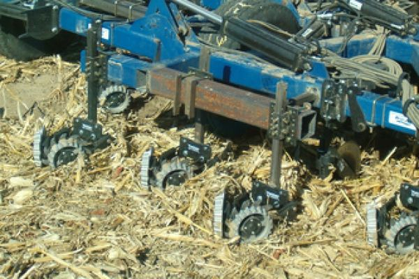Yetter | Row Cleaners | Frame Mounted for sale at Kunau Implement, Iowa