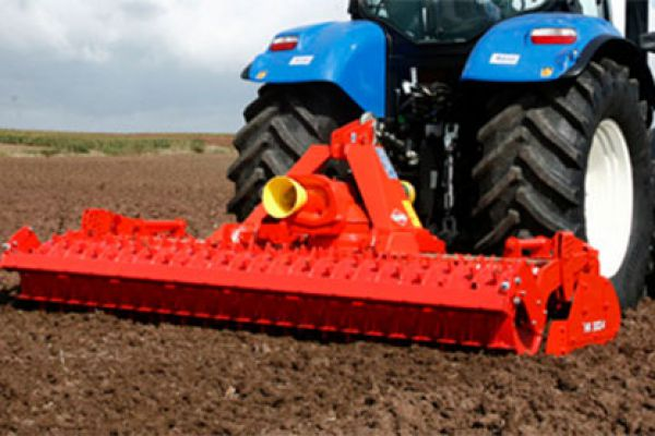 Power Harrows HR 5004 DRC