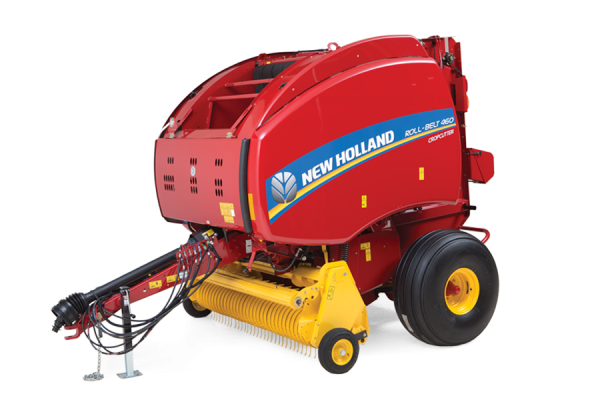 New Holland | Haytools & Spreaders | Roll-Belt Round Balers for sale at Kunau Implement, Iowa