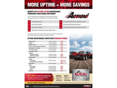 ActionMaint flyer