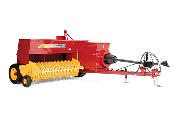 New Holland | Haytools & Spreaders | BC5000 Series Small Square Balers for sale at Kunau Implement, Iowa