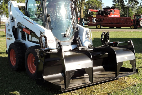 Berlon Attachments BELHDGR-84 for sale at Kunau Implement, Iowa