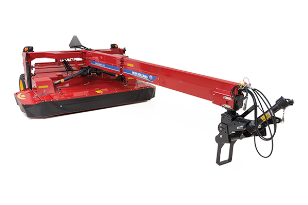 New Holland | Haytools & Spreaders | Discbine® 310/312 Center-Pivot Disc Mower-Conditioners for sale at Kunau Implement, Iowa