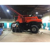 Case IH at QCCA Expo Center